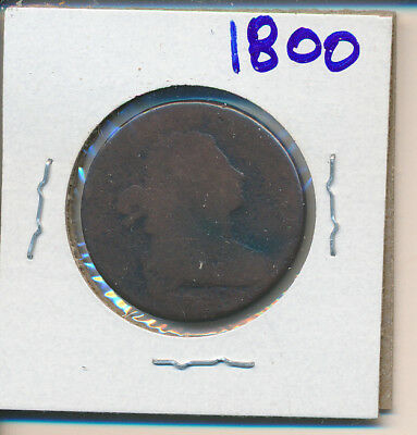 Large Cent - 1800 Better Date