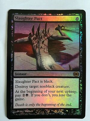 Slaughter Pact // Foil //Future Sight // engl. // Magic the Gathering