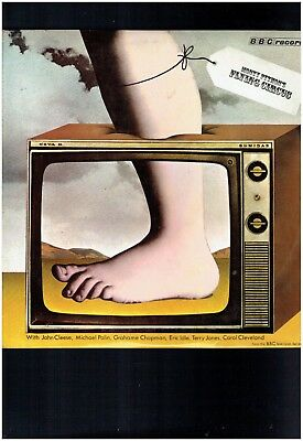 Monty Python's Flying Circus The Worst Of Lp 1970 Bbc