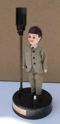 EXTREMELY RARE THE BEATLES FIGURAL TABLE LAMP PROTOTYPE Circa 1964