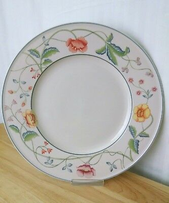 "Villeroy & Boch China Porcelain ALBERTINA 10 1/2"" Dinner Plate Germany"