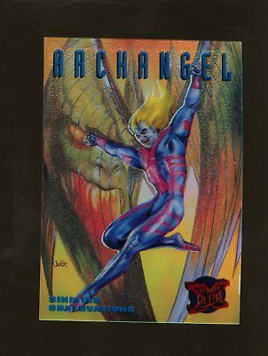 1995 Fleer Ultra X-Men S&G Promo Archangel RARE!