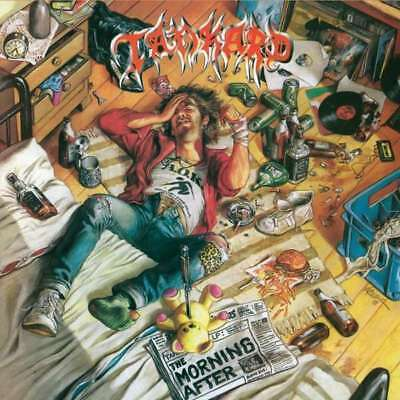 Tankard - The Morning After + Alien E.p. NEW CD