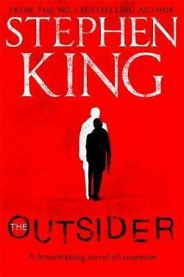 NEW The Outsider By Stephen King Paperback Free Shipping