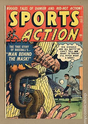 Sports Action #12 1952 GD/VG 3.0