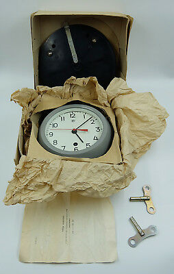 New!!! Vostok Ussr Russian Submarine Navy Marine Ship Boat Cabin Clock 1-92