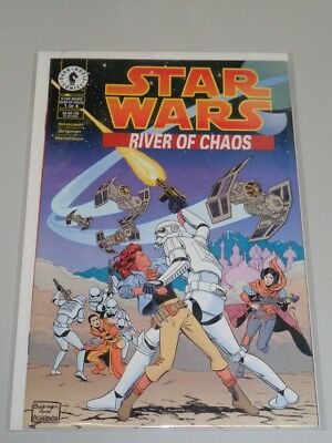 Star Wars River Of Chaos #1 Dark Horse June 1995 High Grade Copy