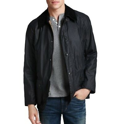Barbour® Men's Ashby Waxed Jacket (Small)