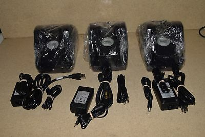Magtek 22350003 Rev-12 Micr Excella Stx Usb/eth- Check Reader Lot Of Three-New
