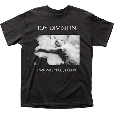 Joy Division Love Will Tear Us Apart Licensed Adult T Shirt