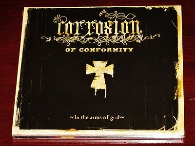 Corrosion Of Conformity: In The Arms Of God CD 2016 Dissonance UK Digipak NEW