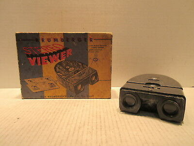 Brumberger Stereo Viewer Battery Operated 1265