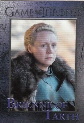 2018 Season 7 Game Of Thrones Brienne Of Tarth Trading Card #35