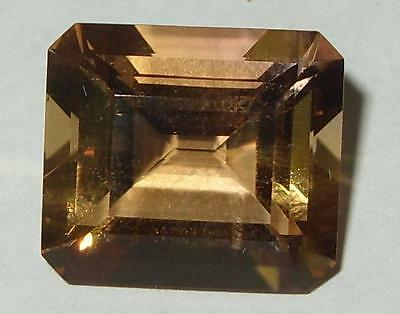 16.05ct Stunning Bolivian Blended Ametrine Emerald Cut SPECIAL