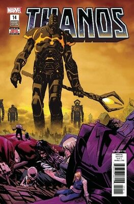 Thanos #14 5Th Printing Shaw Variant Marvel Legacy Donny Cates Guardians 52318
