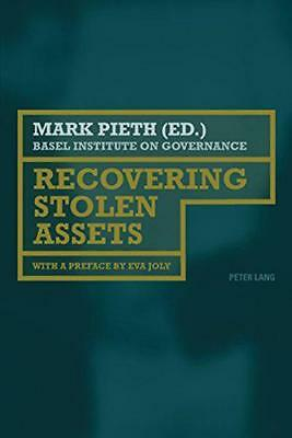Recovering Stolen Assets by  | Paperback Book | 9783039115839 | NEW
