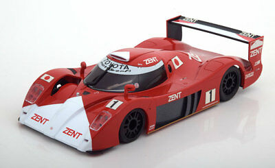 1:27 Kyosho Toyota GT-One #1, 24h Le Mans 1999 Brundle