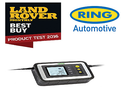 Land Rover Monthly Best Buy - Ring RSC612 12 Amp Smart Car Battery Charger