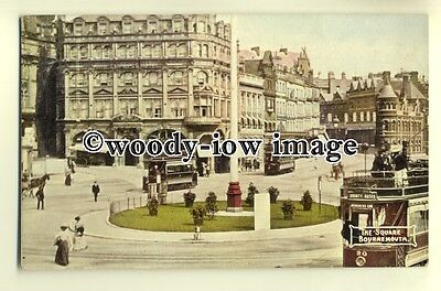 tp0452 - Hants - Empress Hotel on the Square, in Bournemouth c1908 - postcard