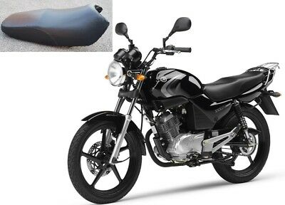 Complete Black Seat Replacement (Not just cover) For Yamaha YBR 125 2005-2008
