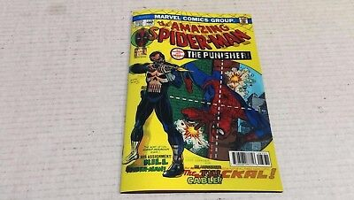 10 - DESPICABLE DEADPOOL 287 / AMAZING SPIDERMAN 129 Punisher Lenticular Cover