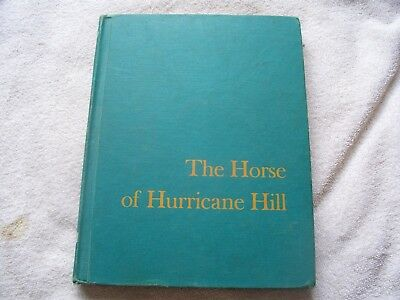 Horse Of Hurricane Hill C.w. Anderson Horse Book