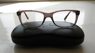 BRAND NEW RAYBAN FRAMES RB5228 53-17-140 IN BOX + CLEANING CLOTH - 99p START!