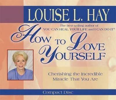 NEW How to Love Yourself By Louise L. Hay Paperback Free Shipping