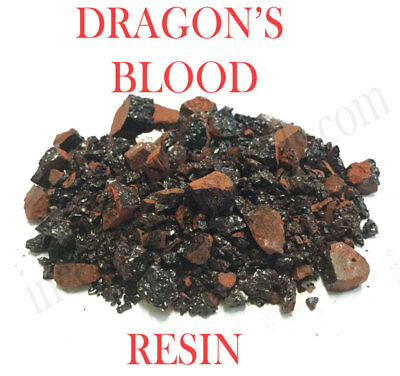 DRAGON'S BLOOD resin Incense 25g Premium quality natural resin for charcoal