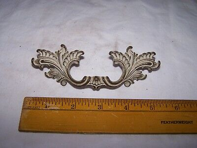 Vintage Fancy Ornate DRAWER PULL - HANDLE