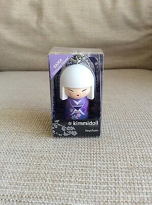 Kimmidoll Keychain Saika - Colourful Flower. BNIB.