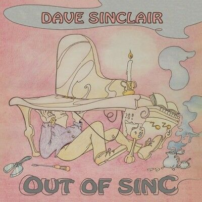 Dave Sinclair - Out Of Sync [New CD] UK - Import