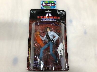 King of Fighters: Kyo Kusanagi 7in Figure SEALED