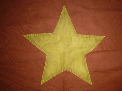 FLAG - Vietnam War - NVA - People's Army of Vietnam - PAVN - Northern Army - L