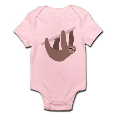 9c234f28f SLOW JAMS SLOTH Baby Bodysuit Cute Funny Music Baby Clothes for Boys ...