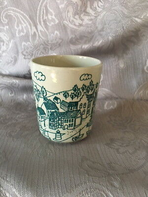 Nymolle Art Faience Hoyrup Cup # 4006 Denmark Limited Edition Ceramic Pottery