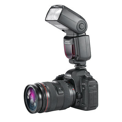 Neewer NW-670 Flash TTL Speedlite con Difusor Duro, 12 Filtros de Color
