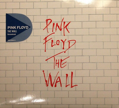 Pink Floyd - The Wall (Remastered 2CD 2011) Brand New & Sealed
