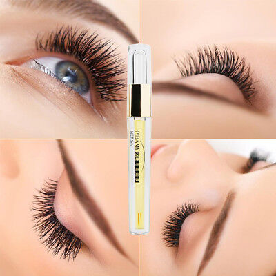 Natural Eyelash Enhancer Eye Lash Rapid Growth Serum Liquid Eyelash Lengthen 5ml