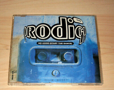 CD Maxi-Single - Prodigy - No Good (Start the Dance)