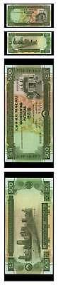 Macau Buddhist Temple 500 Patacas 2003 Pick 79 Crisp Uncirculated