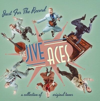 The Jive Aces - Just For The Record Vinyl LP Invisible Hands NEU