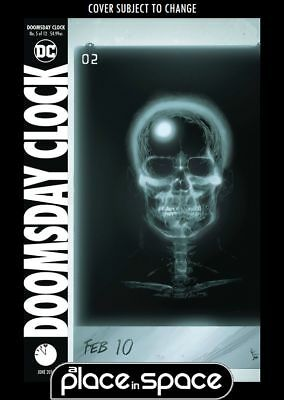 Doomsday Clock #5A (Wk22)