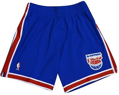 ade9aa798ed NEW JERSEY NETS 1993-94 Mitchell & Ness Authentic Shorts Size Large ...