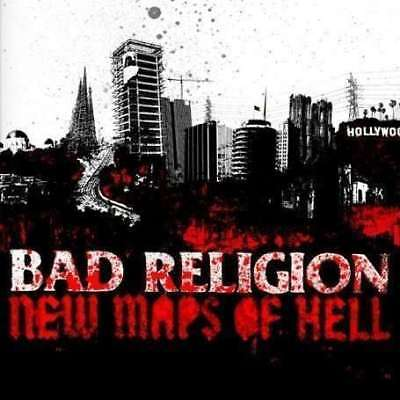 Bad Religion - New Maps Of Hell (deluxe) NEW CD