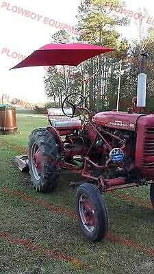 6A51 New Universal Tractor Red Deluxe Complete Umbrella Set-for Massey Harris