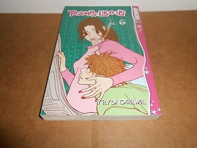 Tramps Like Us Vol. 6 by Yayoi Ogawa Tokyopop  Manga Book in English