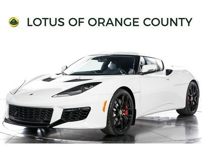 "Evora 400 ""NEW FROM FACTORY"" 2017 Lotus Evora 400 - NEW FROM FACTORY, Black Forged Wheels, Metallic Paint"