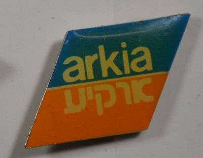 arkia airlines  - Flugzeug - PIN Badge ca. 3 x 2 cm  (AN3035)