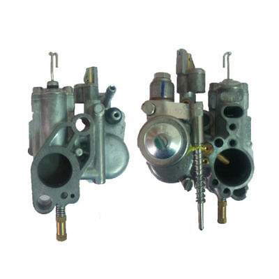 Carburatore Carburetor Dell'orto 00593 Senza Mix Si 24/24 G Per Vespa T5 Px 200